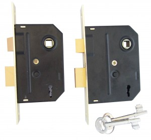 Mortice sash locks